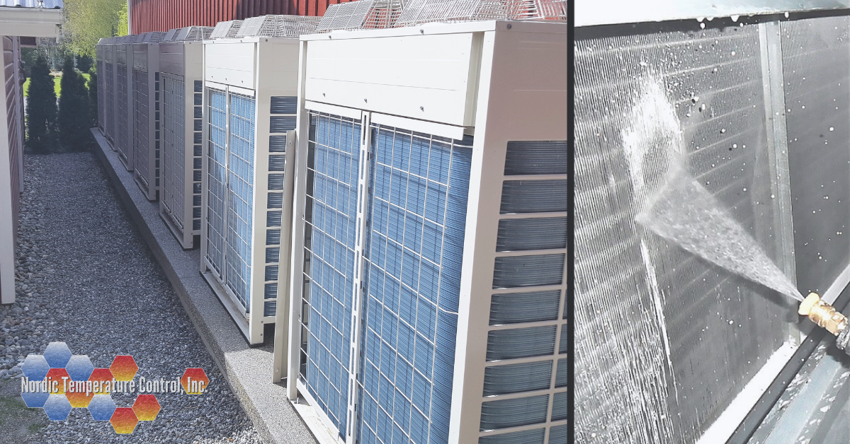 Why Condenser Coils Need Cleaning | Nordic Temperature Control