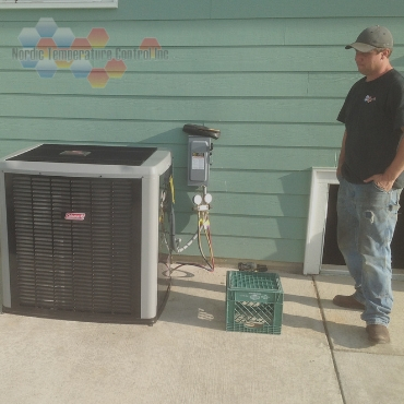 Heat Pump Installation | Nordic Temperature Control