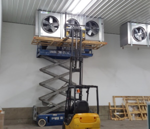 Air Handler Project | Nordic Temperature Control