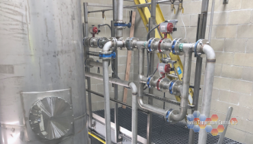 Commercial HVAC Piping | Nordic Temperature Control