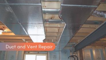 Duct and Vent Repair | Nordic Temperature Control