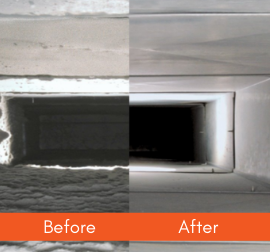 Air Duct Cleaning Service | Nordic Temperature Control