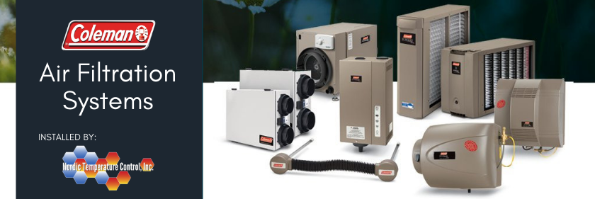 Air Filtration Systems Installation and Service | Nordic Temperature Control