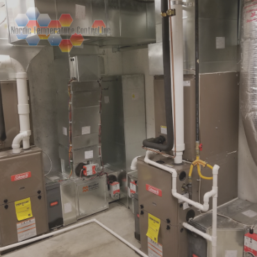 Coleman Gas Furnace | Nordic Temperature Control
