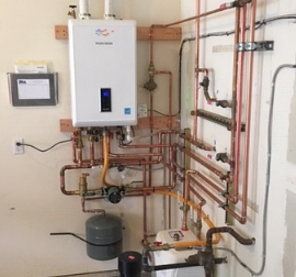 Tankless Water Heater Installation and Service | Nordic Temperature Control