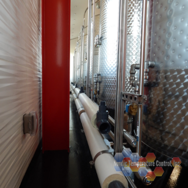Commercial Custom Piping | Nordic Temperature Control