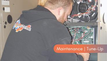 Annual HVAC Maintenance and Tune-Up | Nordic Temperature Control