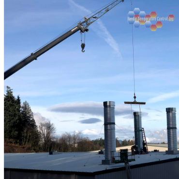 Commercial HVAC Equipment Anacortes, WA for T Bailey, Inc. | Nordic Temperature Control