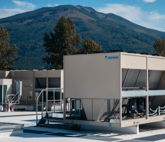 Nordic Temperature Control builds state-of-the-art climate control system for new Janicki Industries