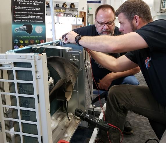 Nordic HVAC Technician Training in Burlington, WA